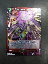 DRAGONBALL SUPER CARD GAME DIMENSION LEAPER HIT FOIL MINT TB1-009 C