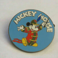 Disney Auction LE 100 Band Leader Mickey Large Pin