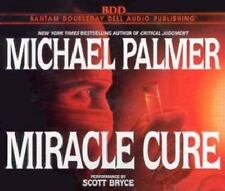 Miracle Cure Michael Palmer Audiobook 6 Hours  5 CDs Heard Once