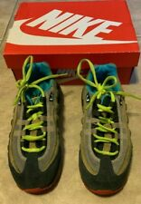 Nike Air Max 95 Dino Outdoor Green Cyber PS PreSchool 13.5c CI9944 300 in Box