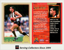HOF-2012 AFL Eternity Hall Of Fame Limited Edition HF207 Tony Show (Collingwood)