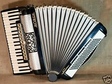HORCH SUPERIOR GERMAN PIANO ACCORDION 120 BASS BUTTON ACORDEON ACCORDEON