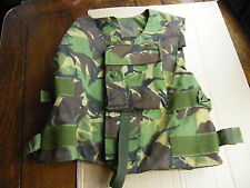 "British army ""Cover Body Armour"" woodland DPM cover only, vest only.."