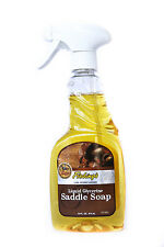 Fiebing's Liquid Glycerin Saddle Soap, Leather Cleaner Preserver 16 oz Pump