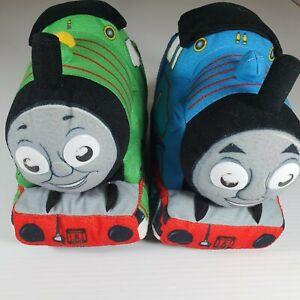 2x Thomas The Tank Engine Plush Dolls
