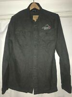 Brand New! Patagonia Gray Flannel Shirt Men's Size Small Organic Cotton C45