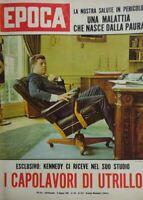 EPOCA N.557 1961 J.F.KENNEDY
