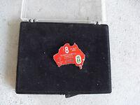 2000 Coca Cola Sydney Olympics in Australia #8 Pin Back NIB