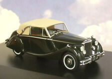 OXFORD 1/43 1948-1951 JAGUAR MKV MK5 CLOSED DHC BRITISH RACING GREEN 43JAG5002