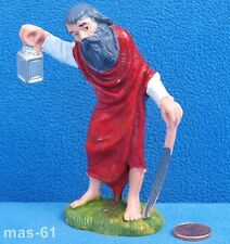 FONTANINI DEPOSE ITALY personaggio n. 84/13 sul tell personaggio 10 cm VINTAGE