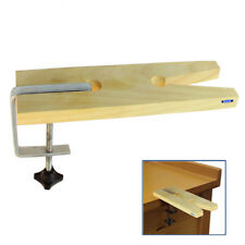 Jewelers Bench Pin Clamp Jewelry Workbench Tools For Cutting Metal Wood Plastic