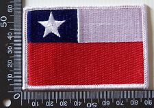 VINTAGE TEXAS STATE FLAG EMBROIDERED SOUVENIR PATCH WOVEN CLOTH SEW-ON BADGE