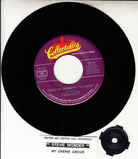STEVIE WONDER  Yester Me, Yester You, Yesterday & My Cherie Amour 45 record NEW