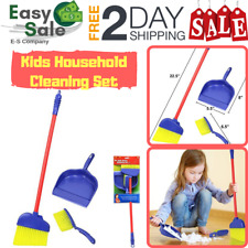 Home Mini Pretend Play Mop Broom Toys Creativity Deloping Exploring Ability Cute House Clean Montessori Toys Random Color Buy Now