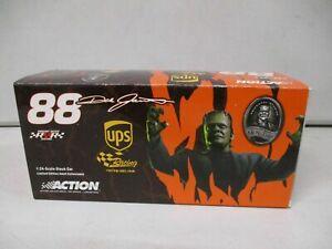 Action 2004 Dale Jarrett #88 UPS / Universal Monsters 2004 Taurus 1/24