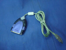 USED MICROTECH SCSI USB ADAPTER cable USB-SCSI USB TO SCSI 50Pin