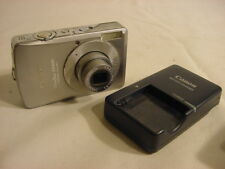 CANON POWERSHOT SD630 DIGITAL ELPH - TESTED WORKING