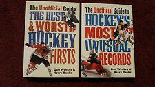 NHL BOOKS