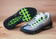 Nike Wmns Air Max 95 307960-003 EU 40 US 8,5 UK 6 Neu Neon Grau Schwarz 93 97