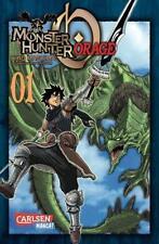Mashima, Hiro - Monster Hunter Orage, Band 1