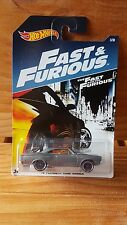 Hot Wheels 2017 Fast & Furious 3/8 '70 Plymouth Road Runner (A+/A)