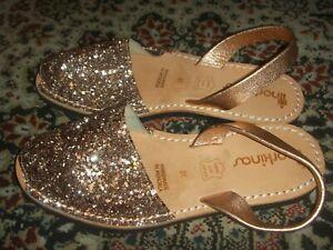 Norkinas Shoes - Handmade In Menoraca Sandals Womens Size 38