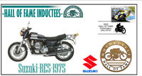 SUZUKI MOTORCYCLE HALL OF FAME COV, 1975 RE5