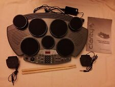 Chiarezza CDM 01 DRUM KIT 7 Pad ELECTRONIC DRUM MACHINE