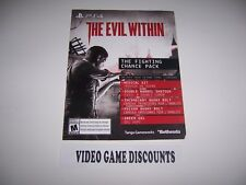 The Evil Within Fighting Chance Pack DLC Add-on Code for PlayStation 4 PS4