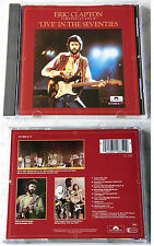 ERIC CLAPTON Timepieces Vol. II / Live In The Seventies .. Polydor CD