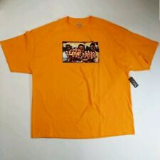 DGK mens 100% authnetic S/S t-shirt size 3XL gold yellow love haters