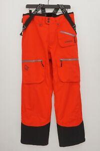 Men Norrona Salopettes Lofoten Gore-Tex XCR Pants Waterproof XL W37 L34 XJK22