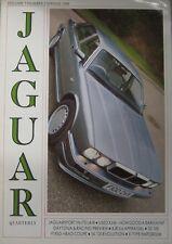 Jaguar Quarterly magazine Spring 1989 Vol.1 , No.3