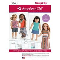 """Tonner AM110  Ready for Fall pattern for 22/"""" American Model"""