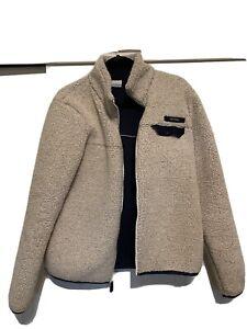 VINTAGE Columbia Sherpa Fleece Jacket