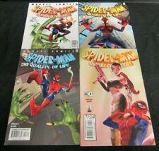 Spider-Man: Quality of Life #1-4 (2002) Complete Set Marvel NM 9.0-9.4 N110
