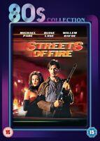 Nuevo Streets De Fuego - 80s Colección DVD