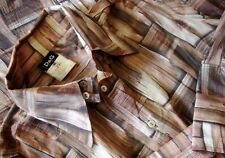 SHIRT man camicia vintage 90's DOLCE & GABBANA TG.50 -L  made in Italy RARE