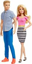 Barbie and Ken Doll 2-pack