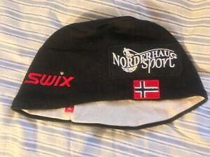 norway cap hat skiing  Siwx  odlo ski team speedskating ice odlo craft