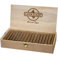 Candlelight Senorita Cigar Sumatra 50er Holzkiste Cigarillos