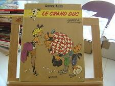 LUCKY LUKE LE GRAND DUC EO1973 ABIME
