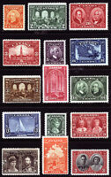 Canada Odds n Ends #96-#E3 1908-35 VF *MLH* Lot 15 items CV $340+