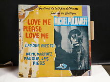 MICHEL POLNAREFF Love me please love EP 1053