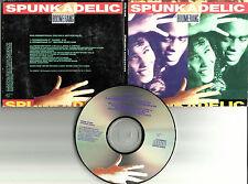 SPUNKADELIC Boomerang w/ RARE 12 INCH BOOMER BEAT & 7 INCH MIX PROMO CD single