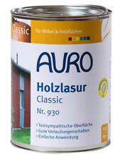 Auro Holzlasur Classic 2 5 L Ockerbraun