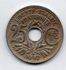 France - Frankrijk - 25 Centime 1917