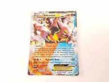 Pokemon TCG Card XY Volcanion EX 26/114 Steam Seige Rare Great Condition