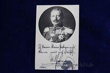 alte AK Kaiser Wilhelm II.  Coblenz  1914 Dt.Kriegskarte Rotes Kreuz