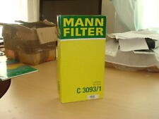 Mann Filter C3093/1 Air Filter For VW (Volkswagen), Seat, Skoda
